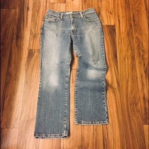 Levi's 550 Relaxed Boot Cut Jeans